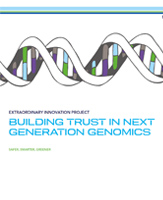 Building trust in next generation genomics - brochure